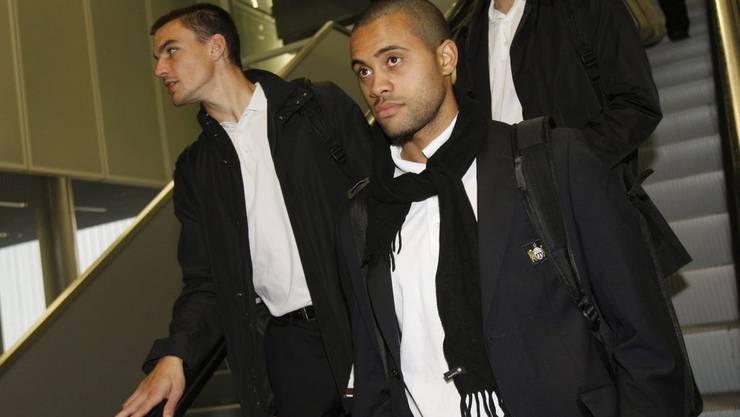 French Connection: Alexandre Alphonse geht beim FCZ voran.