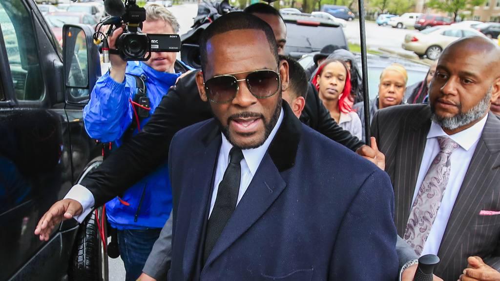 Sänger R. Kelly schuldig in allen Anklagepunkten