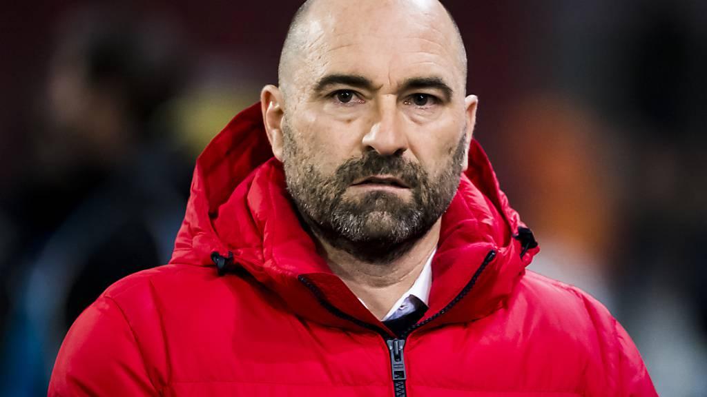 Joël Magnin wird Assistent von Massimo Rizzo