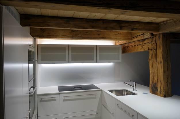 Christian Krummenacher hat das alte Haus in vier Jahren mit hohem Respekt vor den alten Baumeistern und mit viel Liebe umgebaut.