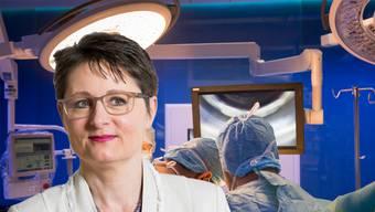 Die Aargauer Gesundheitsdirektorin Franziska Roth: «Mit der neuen Spitalfinanzierung sind die Kosten erst recht aus dem Ruder gelaufen.»