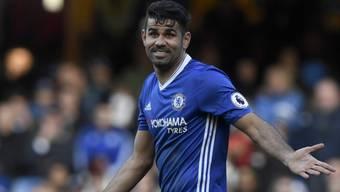 Diego Costa und der Chelsea FC befinden sich nicht mehr auf einer Wellenlänge