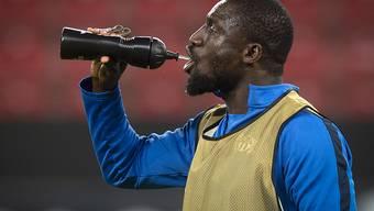 Bald Flasche leer für Pa Modou beim FC Zürich