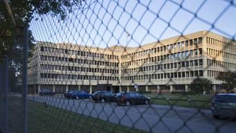 Sitz des Schweizer Nachrichtendienstes NDB in Bern (Archivbild)
