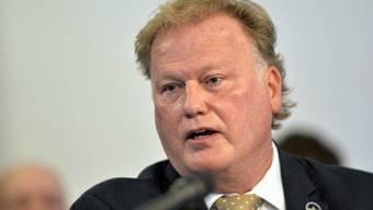 Johnson wurde vorgeworfen, die damals 17-jährige Freundin seines Sohnes sexuell belästigt zu haben.