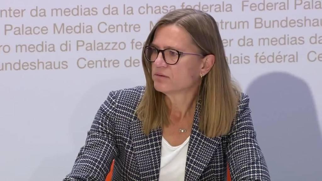Komplette Pressekonferenz des Bundes vom 27. Oktober 2020