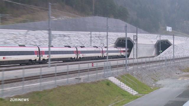 Weltrekord Im Gotthard Längster Tunnel Der Welt Spezialsendungen