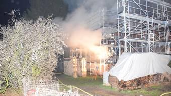Drei Brände in Mehrfamilienhaus in Selzach