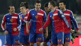 Der FCB spielt gegen die Young Boys