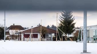 Die Verantwortlichen des Fussballclubs Riedholz wollen das bestehende Klubhaus sanieren und einen Erweiterungsbau realisieren.