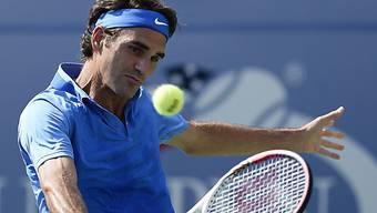 Roger Federer gelang der Auftakt nach Mass