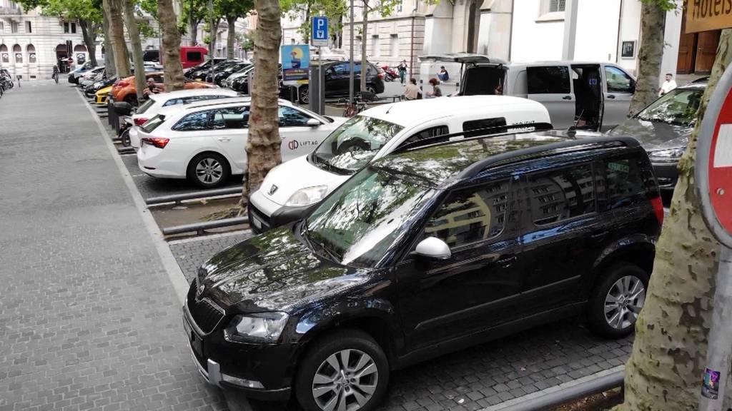 Stadtzürcher Parlament beerdigt historischen Parkplatzkompromiss in Zürcher Innenstadt
