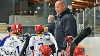 Bruno Hebeisen ist seit 34 Meisterschaftsspielen Headcoach bei Zuchwil Regio und noch immer ungeschlagen.