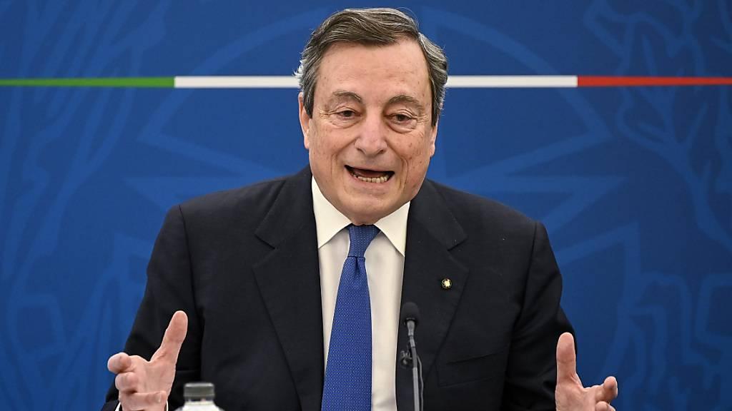 EU-Corona-Hilfen: Rom will Pläne pünktlich in Brüssel abliefern