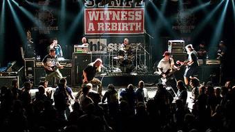 Zum tödlichen Unfall kam es an der Persistence Tour, bei der mehrere Gitarren-Bands auftraten.