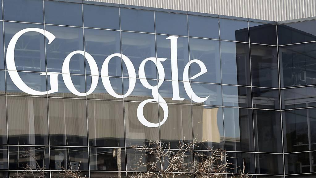 Muss in Frankreich eine Milliarde Dollar Busse und Steuern zahlen: Der Internetriese Google, hier der Hauptsitz in Mountain View, USA.