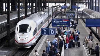 Der Bahnhof Basel SBB soll auch für deutsche Züge zum Taktknoten werden.PETER FISCHLI/Keystone