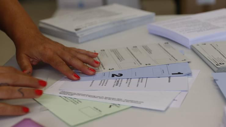 Am 27. September stimmt die Zürcher Stimmbevölkerung über das Zusatzleistungsgesetz ab. (Symbolbild)
