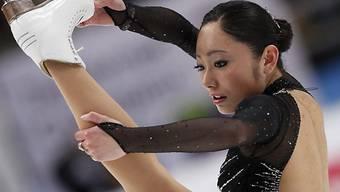 Miki Ando holt zum zweiten Mal WM-Gold