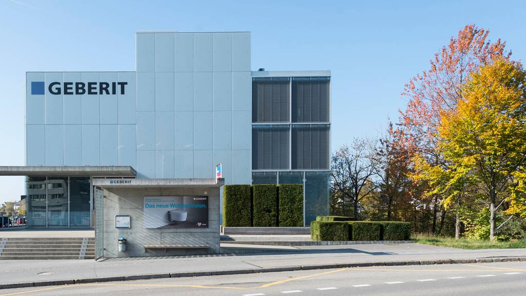 Das Sanitärtechnikunternehmen mit Sitz in Rapperswil-Jona