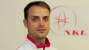 Imrich Balásházy ist der neue Kunstturntrainer für die Knaben am NKL.