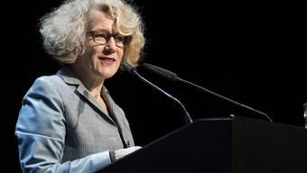 """Dass die Swiss Music Awards das """"Frauenproblem in der Schweizer Popmusik"""" thematisieren, ist unter anderem der Zürcher Stadtpräsidentin Corinne Mauch zu verdanken. (Archivbild)"""