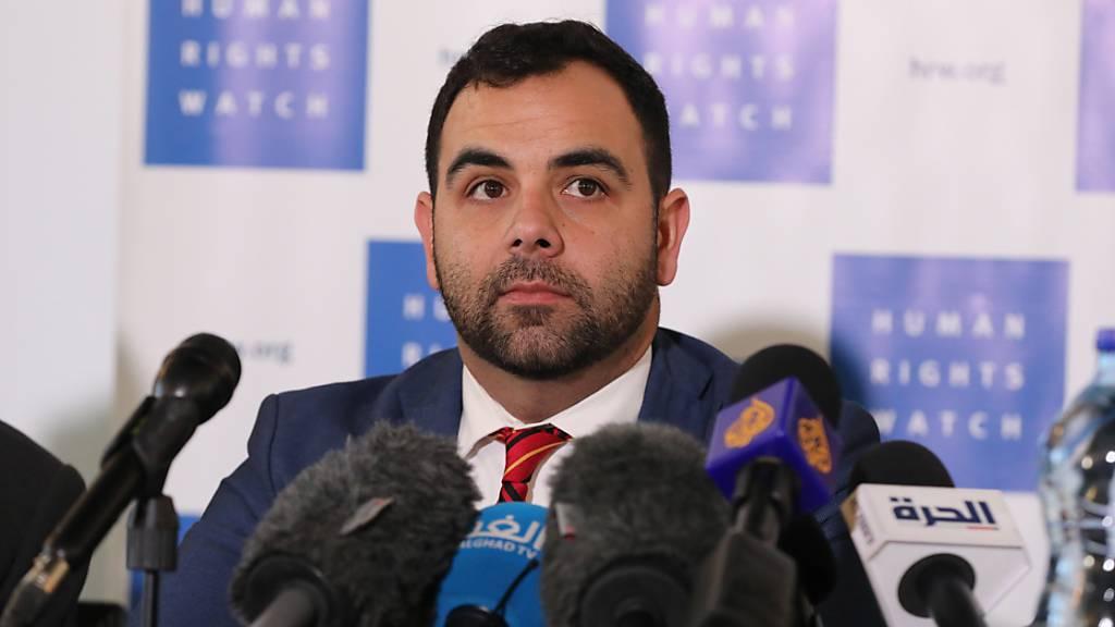 Israel weist Human-Rights-Watch-Regionalchef Omar Shakir aus