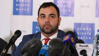 Trotz seiner Ausweisung aus Israel will der Regionalchef der Menschenrechtsorganisation Human Rights Watch, Omar Shakir, in der Region weiter arbeiten.