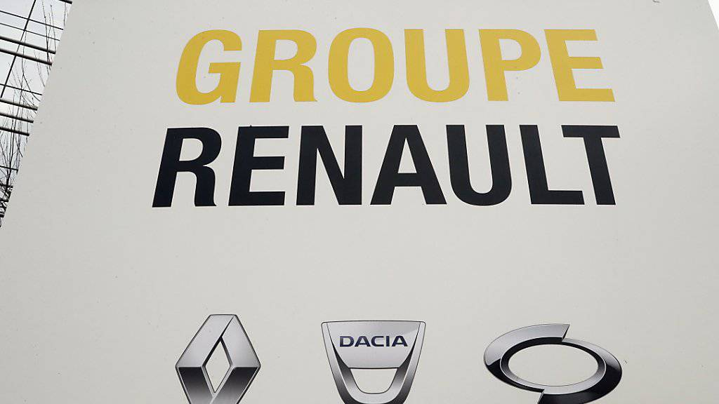 Fall Carlos Ghosn: Durchsuchungen bei Renault in Frankreich. (Archiv)