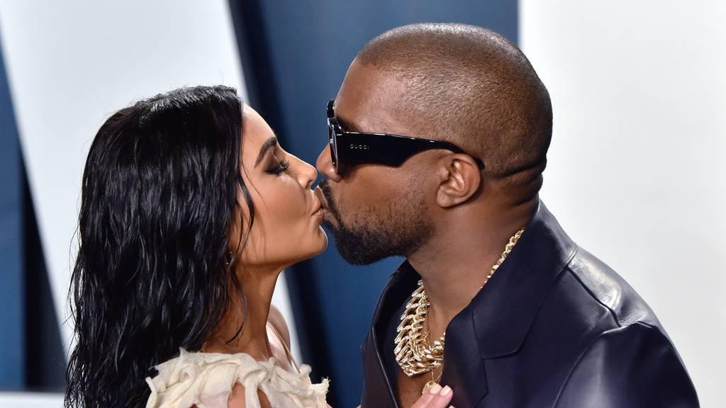 Kim Kardashian will sich von Kanye West scheiden lassen