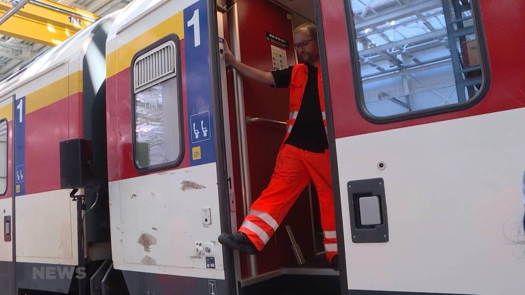 """SUST fordert """"zuverlässigen Ersatz"""" des Einklemmschutzes der SBB-Wagen"""