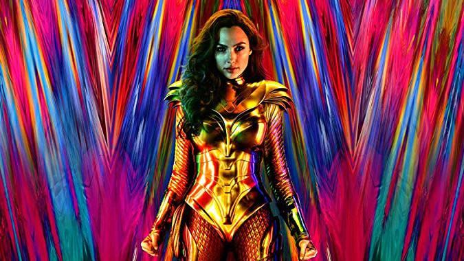Wonder Woman 1984 ist aktuell in den Kinos.