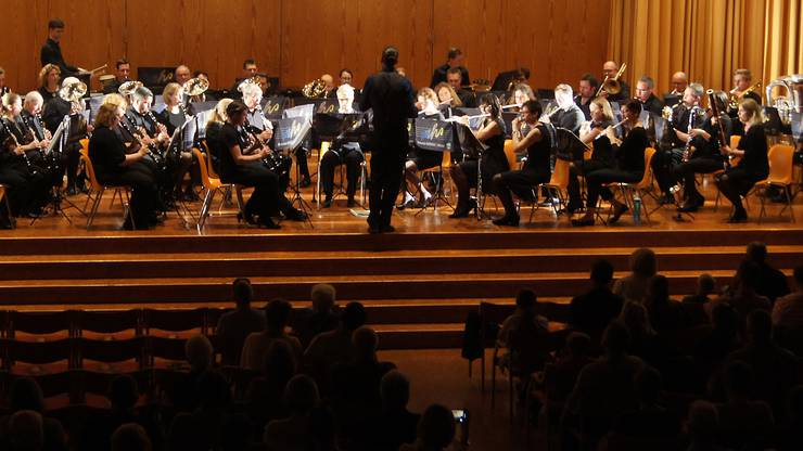 Der MHS ist ein Blasorchester mit Harmoniebesetzung.