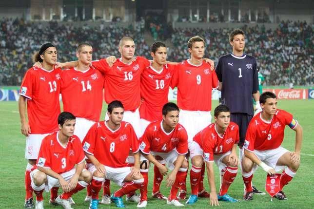 U17 Nationalmannschaft (Fussball, 2009) (© Keystone)