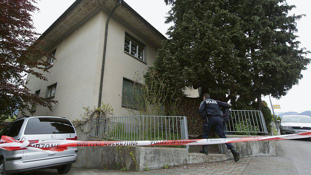 Berner Gericht berät allfällige Verwahrung eines Doppelmörders