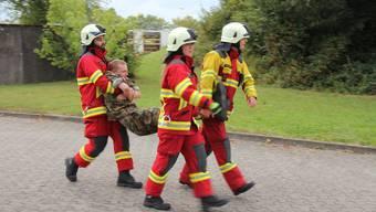 Am Mittwoch versetzte eine unangesagte Feuerwehrübung in Bremgarten die Region in Aufregung.