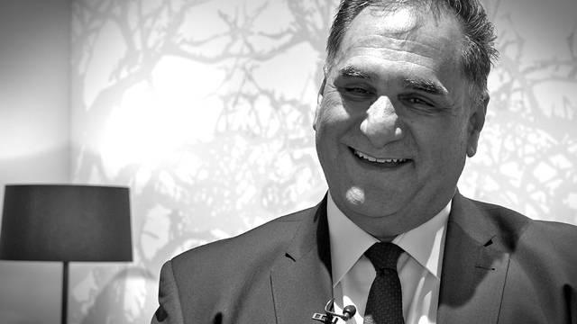 Antonino Vecchio: «Wenn ich mich als Ur-Lupfiger bezeichnet habe, ging ein Raunen die Leute»