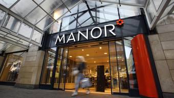 Manor hat einen neuen Chef.