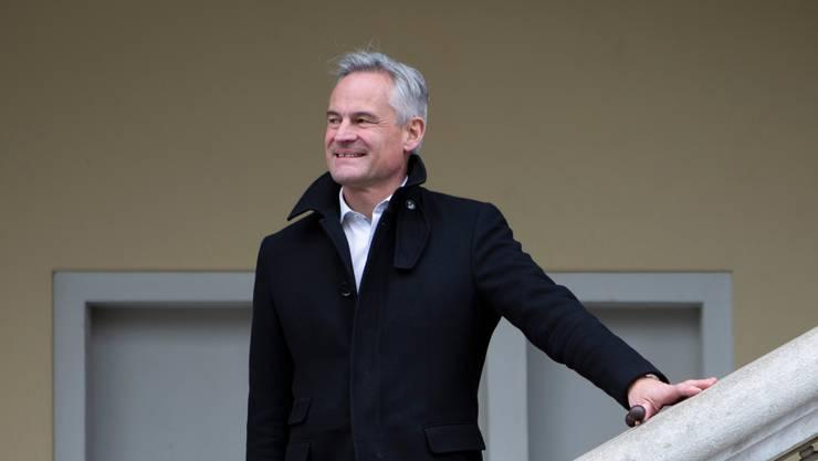 «Ich habe im Vorfeld gesagt, dass ich den Chat verlassen würde, wenn das Gespräch aus dem Ruder laufen würde»: FDP-Ständerat Matthias Michel.