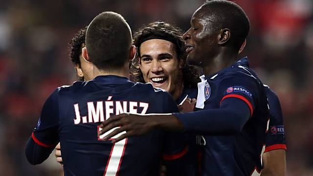 Paris St-Germain feierte den 13. Saisonsieg
