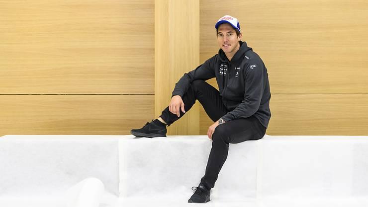 Carlo Janka nimmt noch in dieser Woche das Schnee-Training wieder auf