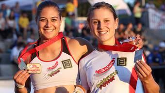 Lea Bachmann und Pascale Stöcklin.