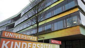 Das UKBB an der Spitalstrasse.
