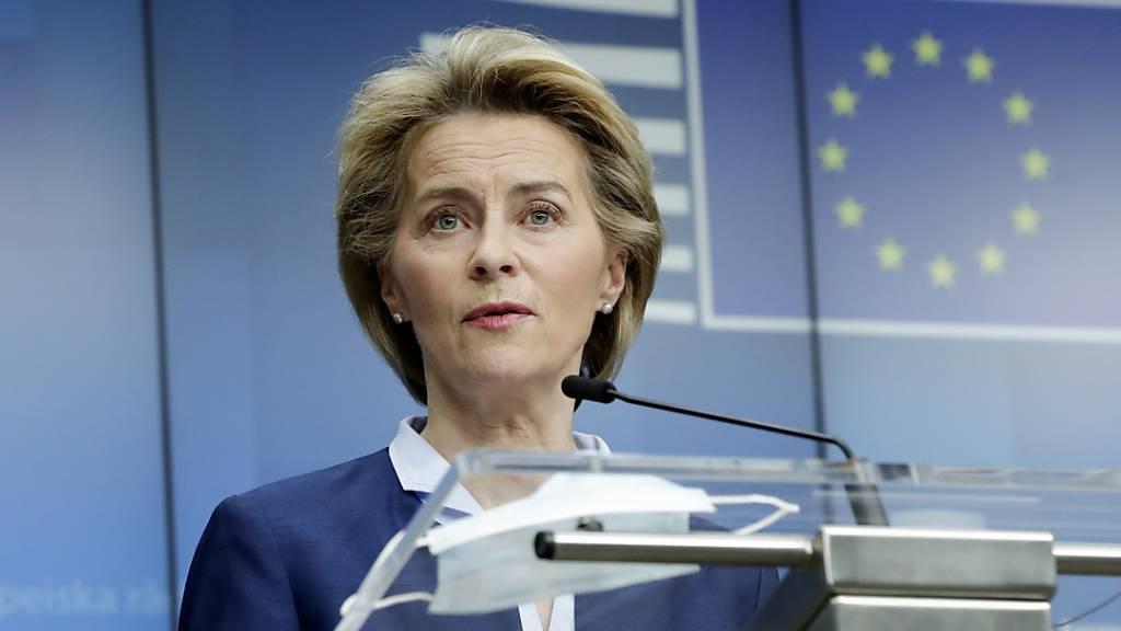 EU-Kommission plant 344 Milliarden für Corona-Hilfen 2021 ein