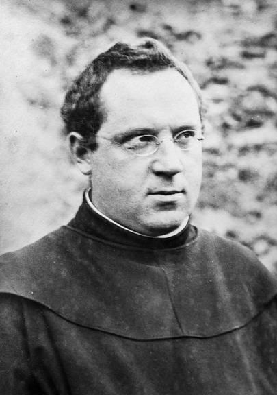 Pater Emmanuel Wagner lebte im Kloster Engelberg.