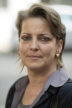 Staatsanwältin Eva Eichenberger nach der Urteilsverkündung zum Fall des Angeklagten Markus W.