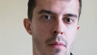 Journalist Roman Dobrochotow.