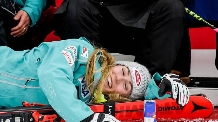 Relaxen statt Ski fahren: Die Rennen von Ofterschwang wurden wegen Schneemangels abgesagt