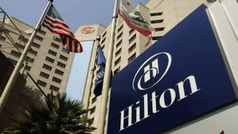 Hilton Hotel in Long Beach, Kalifornien