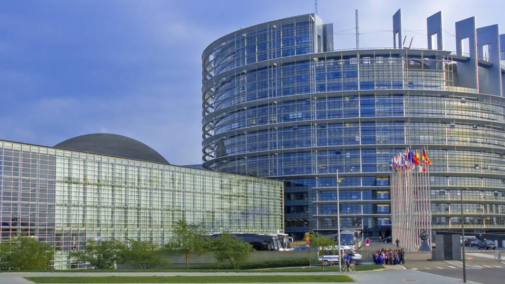 Nach mehr als einem Jahr Corona-Pause tagt das Europaparlament erstmals wieder in Strassburg.